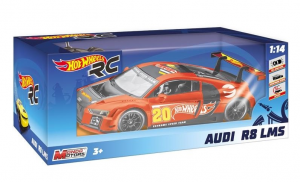 1:14 R/C HOT WHEELS AUFI R8 63487 MONDO S.P.A.