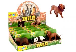 ANIMALI ZOO 12ASS 12PZ D/BOX 39608 GLOBO