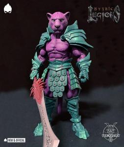 Mythic Legions - Wasteland: PURRRPLOR