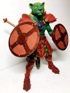 Mythic Legions - Soul Spiller: CAWARROS