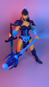 Mythic Legions - Soul Spiller: MALYNNA