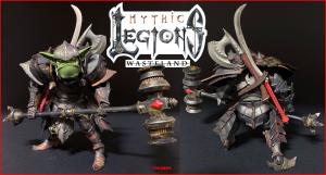Mythic Legions - Wasteland: THUMPP
