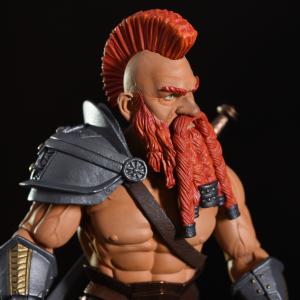 Mythic Legions - Wasteland: TORGUN REDFIN