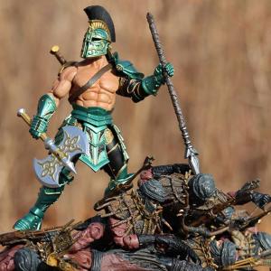 Mythic Legions - All-Stars: DELTIGAR THE DESTROYER