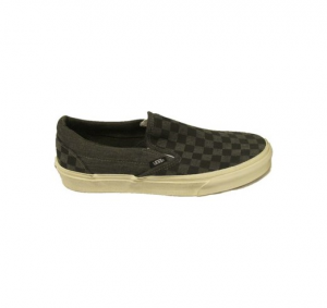 Vans Classic Slip-on Scacchi Black Grey