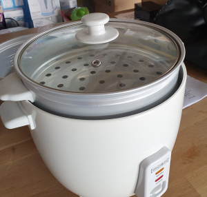 Royaltyline Rice Cooker