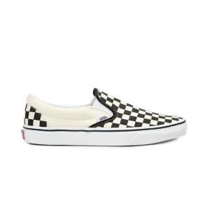 Vans KIDS Classic Slip-on Scacchi White