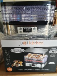 Just Kitchen Essiccatore per alimenti