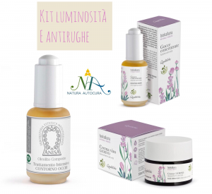 Kit Luminosità e Antirughe Per Gruppo Naturautocura