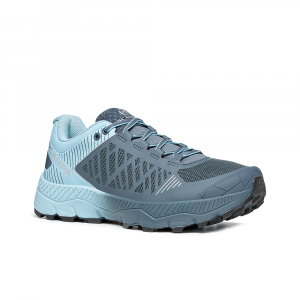 SPIN ULTRA WOMAN    -   Trail Running per lunghe distanze   -   Iron Gray-Sky