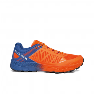 SPIN ULTRA      -   Trail running model for top runners   -   Iron-Deep Sea