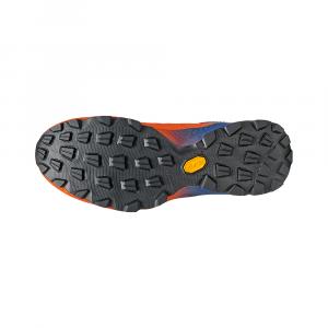 SPIN ULTRA      -   Trail Running per lunghe distanze   -   Orange Fluo-Galaxy Blue