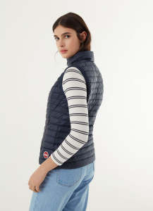 SHOPPING ON LINE COLMAR GILET IN PIUMINO NEW COLLECTION WOMEN'S SPRING SUMMER 2020