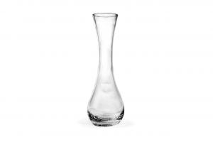 Vaso in vetro bomboniera cm.21h