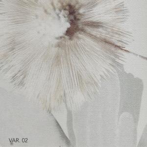 Trapunta Matrimoniale 270x270 cm con Rivestimento Floreale, 100% Raso Puro Cotone, Imbottito in Morbida Microfibra 100% Poliestere, Tessuto IPOALLERGENICO   SOFFIO