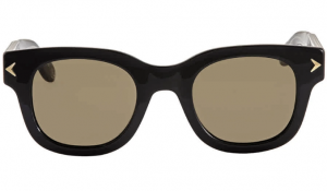 Givenchy - Occhiale da Sole Unisex, Black Cristal/Brown Shaded, GV 7037/S  Y6C/E4  C47