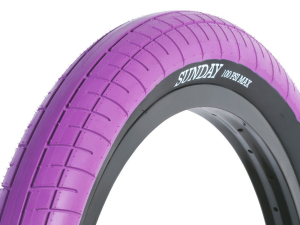 Sunday Street Sweeper Copertone |  Colore Purple
