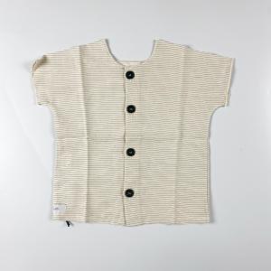 Shirt in mussola con bottoni
