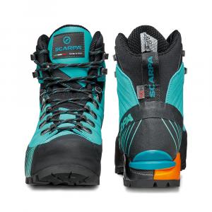 RIBELLE HD WOMAN  -   Lightweight for fast and light mountaineering, via ferratas   -   Ceramic-Black