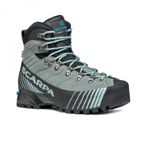 RIBELLE HD WOMAN  -   Lightweight for fast and light mountaineering, via ferratas   -   Conifer-Jade