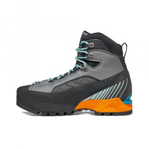 RIBELLE LITE HD  WOMAN     -   Lightweight for fast and light mountaineering, via ferratas   -   Iron Gray-Jade