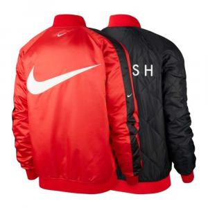 Giacca Nike Reversibile Red/Black
