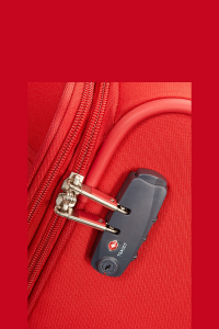 BASE BOOST Trolley Medio 66cm 4R Espandibile Rosso - Samsonite