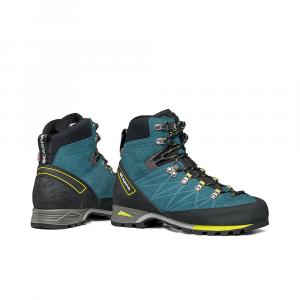 MARMOLADA PRO  HD   -   Backpacking boots   -   Lake Blue-Lime / Last Medium
