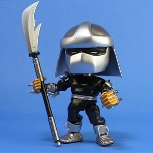 Teenage Mutant Ninja Turtles (the Loyal Subjects) Wave 1 Metallic - Set 6 personaggi