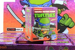 Teenage Mutant Ninja Turtles (the Loyal Subjects) Wave 2 - Set 4 tartarughe