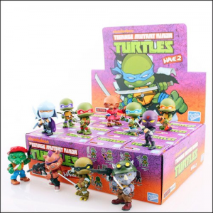 Teenage Mutant Ninja Turtles (the Loyal Subjects) Wave 2 - Slash