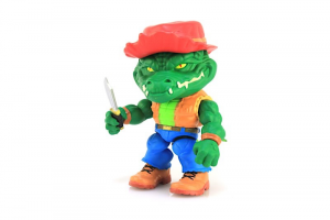 Teenage Mutant Ninja Turtles (the Loyal Subjects) Wave 2 - Leatherhead