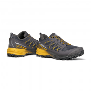 PROTON XT GTX   -   Trail running percorsi off-road lunghe distanze   -   Obsidian - Mango