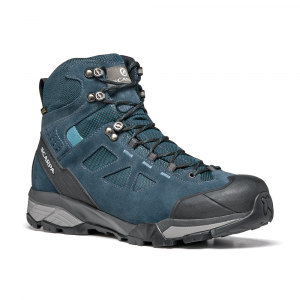 ZG LITE GTX   -   For tracks and trails   -   Cigar-Rust