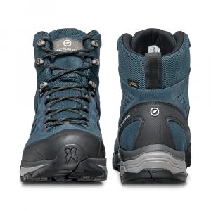 ZG LITE GTX   -   Trekking per sentieri sterrati, leggero, Impermeabile   -   Octane-Lake Blue / Forma  Larga