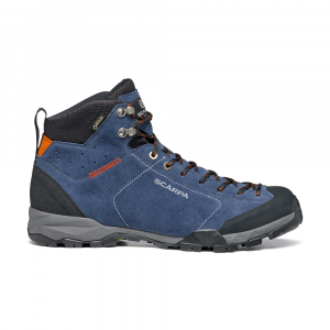 MOJITO HIKE GTX   -   Fast hikes on mixed terrains, waterproof   -   Blue Cosmo-Tonic / Last Medium