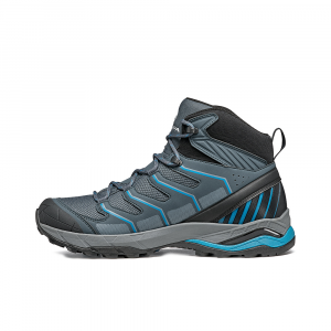 MAVERICK MID GTX   -   Fast hikes on mixed terrains, waterproof, lighweight   -  Iron Gray-Octane