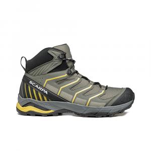 MAVERICK MID GTX   -   Fast hikes on mixed terrains, waterproof, lighweight   -  Green Olive-Sulphur