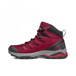 MAVERICK MID GTX  WOMAN  -   Hiking veloce su terreni misti, Impermeabile e leggera   -  Red Violet-Cherry