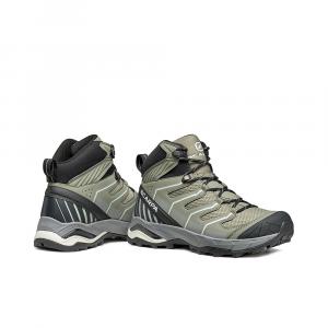 MAVERICK MID GTX  WOMAN -   Fast hikes on mixed terrains, waterproof, lighweight   -  Sage-Light Green
