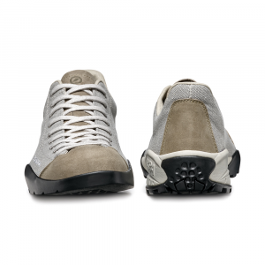 MOJITO CANVAS   -   Sneaker for the city, travel, free time   -   Gray