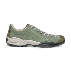 MOJITO CANVAS   -   Sneaker for the city, travel, free time   -   Military