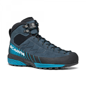 MESCALITO MID GTX   -   Technical approach, excursions on wet terrain   -   Ottanio-Lake Blue