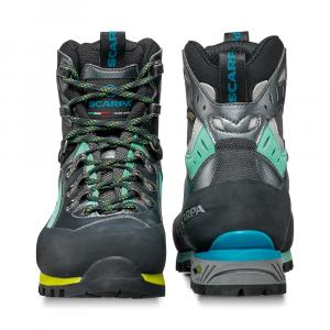 TRIOLET GTX WMN    -   Classic technical mountineering, via ferrata, alpine hiking   -   Green blue
