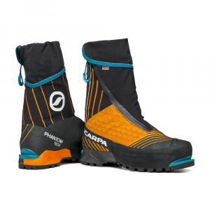 PHANTOM TECH HD   -   Cold weather mountaineering, Ice climbing   -   Black – Bright Orange