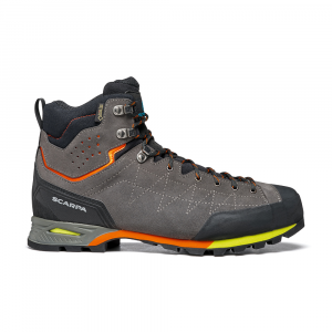 ZODIAC PLUS GTX   -   Approaching and challenging treks   -   Shark-Orange