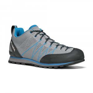 CRUX AIR   -   Lightweight and breathable   -   Smoke-Lake Blue