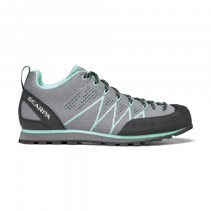 CRUX AIR WMN   -   Lightweight and breathable   -   Smoke-Ice Green