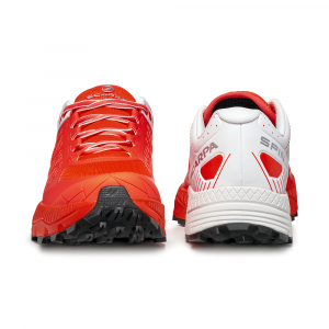 SPIN ULTRA WOMAN    -   Trail Running per lunghe distanze   -   Bright Red-White