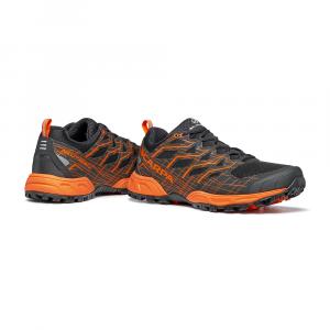 NEUTRON 2   -   Trail Running gare lunghe   -   Black-Fluo Orange